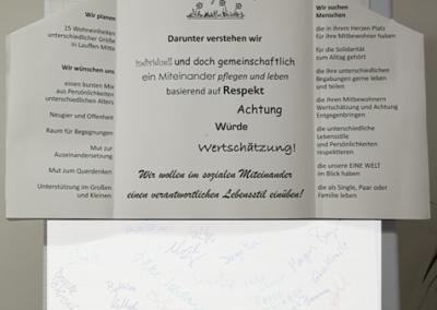 Wohnprojekt Lauffen_24_Leitbild-Unterschrift